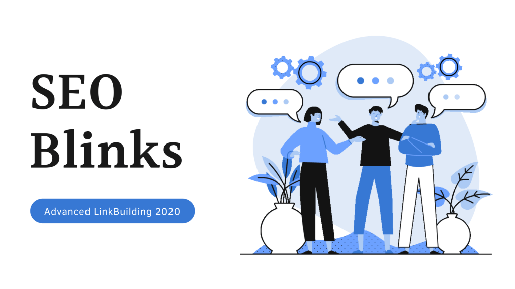 Linkbuilding with SeoBlinks